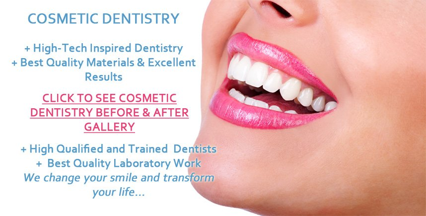 Cosmetic Dentistry by Revitalize